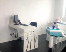 Mobilier pour un cabinet dentaire